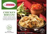 Bombay Kitchen Chicken Biryani