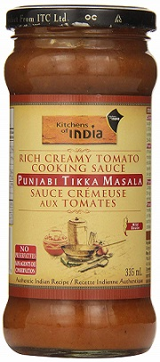 Kitchens of India Punjabi Tikka Masala